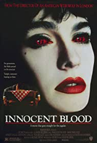 Anne Parillaud and Vic Noto in Innocent Blood (1992)