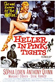 Heller in Pink Tights (1960) Poster - Movie Forum, Cast, Reviews