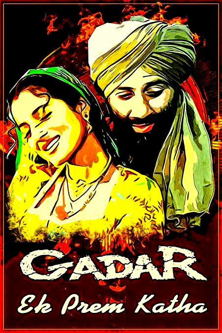Gadar.2001 Full Movie Hindi 720p WEB-DL Free Download