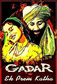 Gadar: Ek Prem Katha Poster