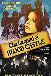 The Legend of Blood Castle Poster