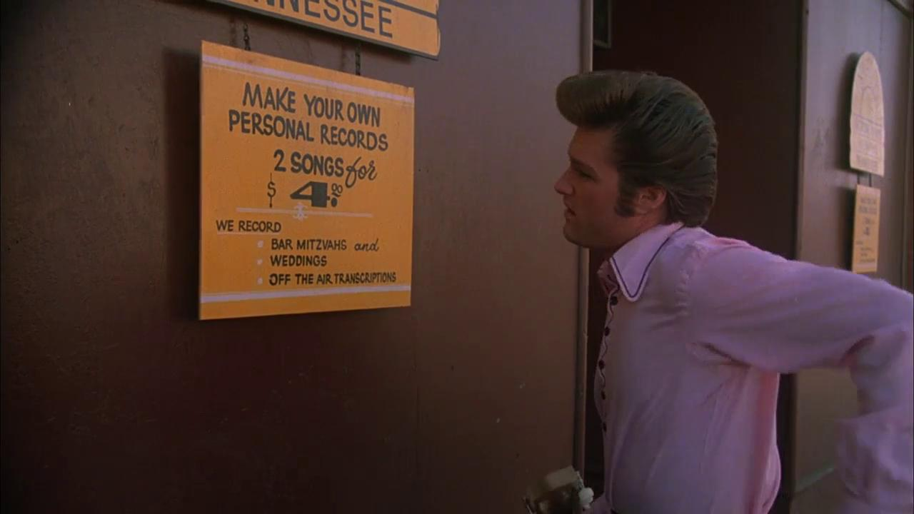 Kurt Russell in Elvis (1979)