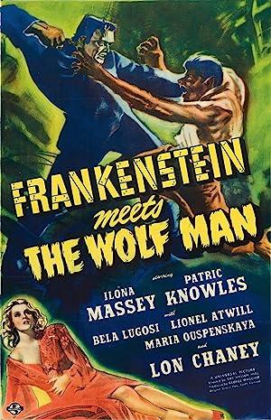Where to stream Frankenstein Meets the Wolf Man