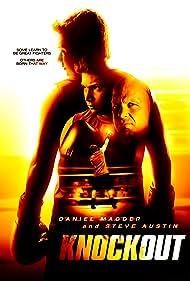 Steve Austin and Daniel Magder in Knockout (2011)