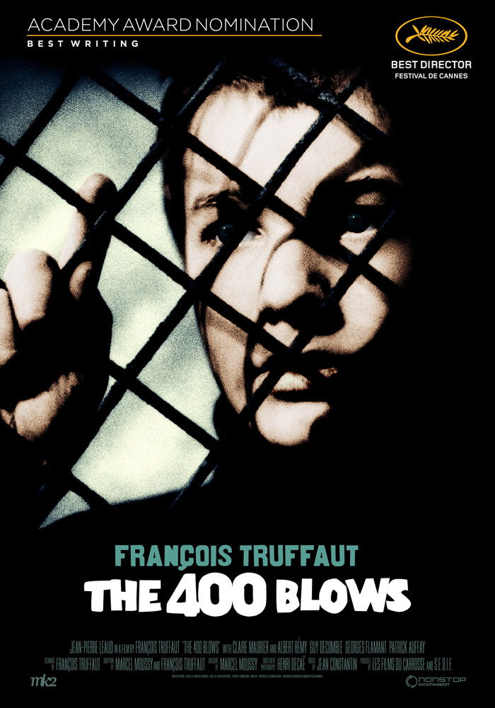 400 SMUGIŲ (1959) / THE 400 BLOWS