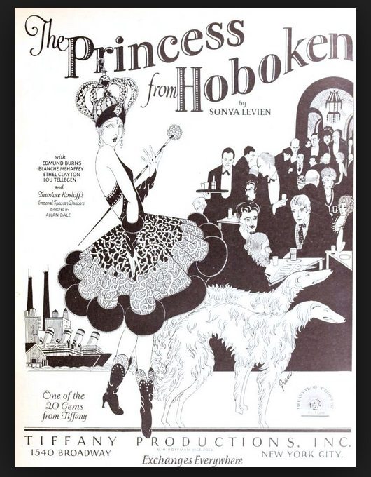 Blanche Mehaffey in The Princess from Hoboken (1927)