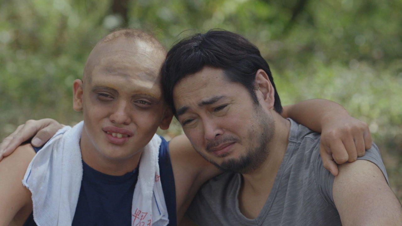 Cris Villanueva and Seth Fedelin in Maalaala mo kaya (1991)