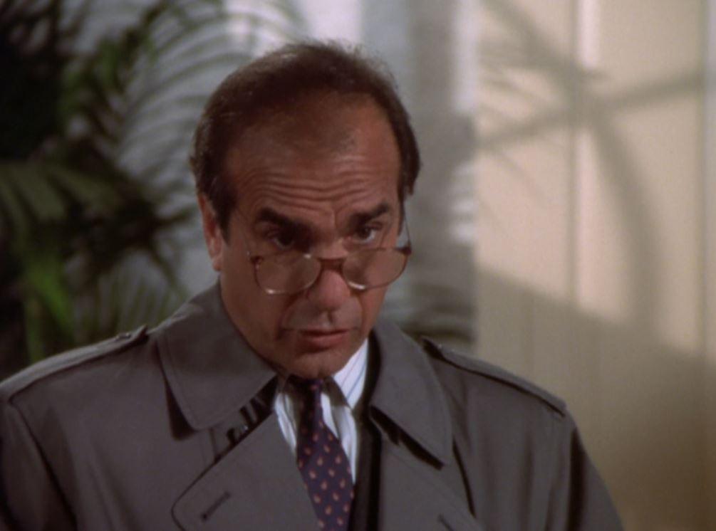 Seth Jaffe in Murder, She Wrote (1984)