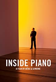 Inside Piano Poster