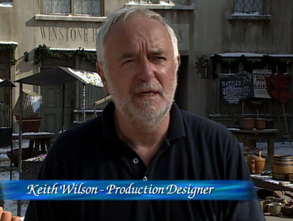 Keith Wilson in A Christmas Carol (2004)