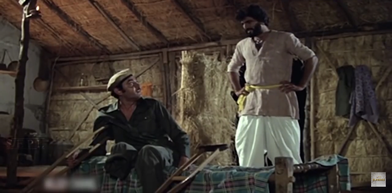 Harmail Pannu in Insaan (1982)