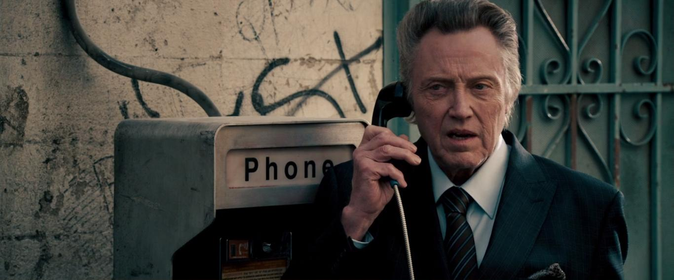 Christopher Walken in Stand Up Guys (2012)