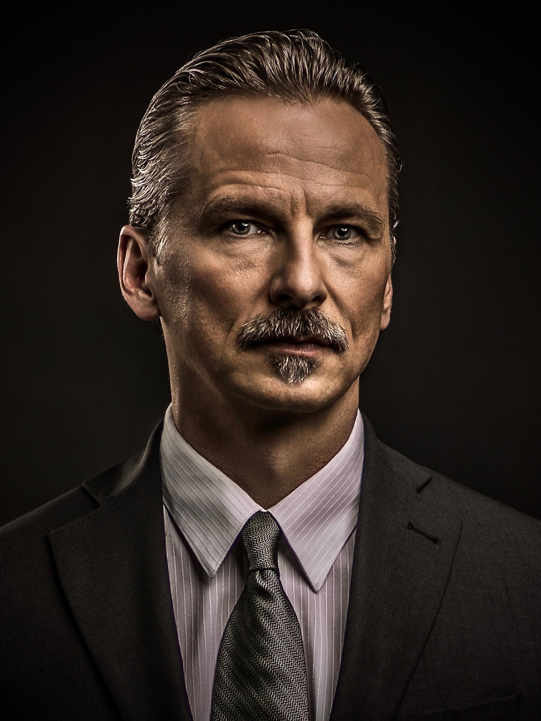 German actor DAVID BUNNERS