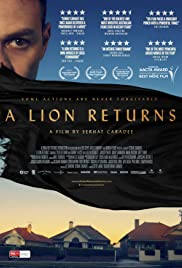 A Lion Returns Poster
