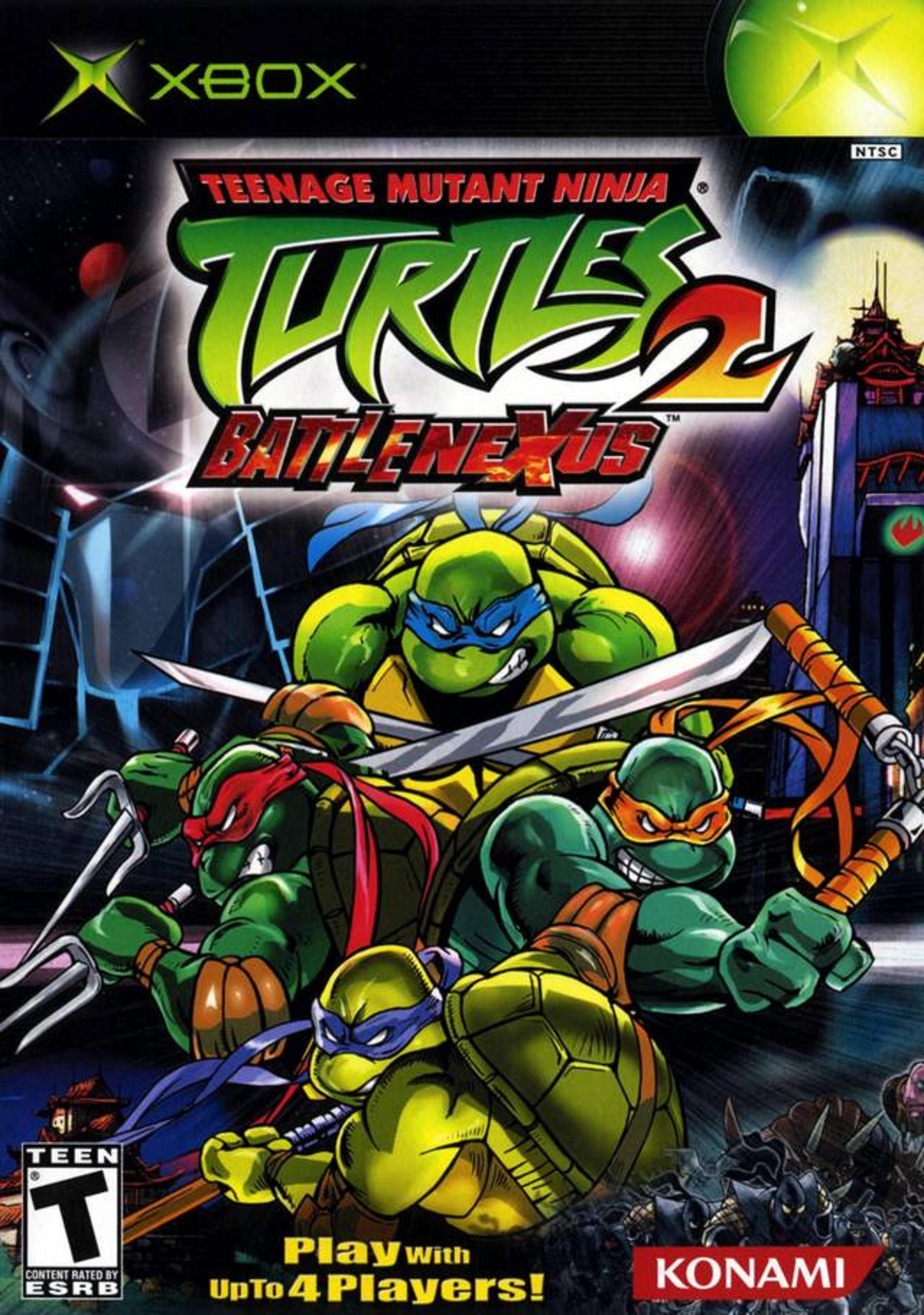 Teenage Mutant Ninja Turtles 2 Battle Nexus Video Game 2004 Imdb