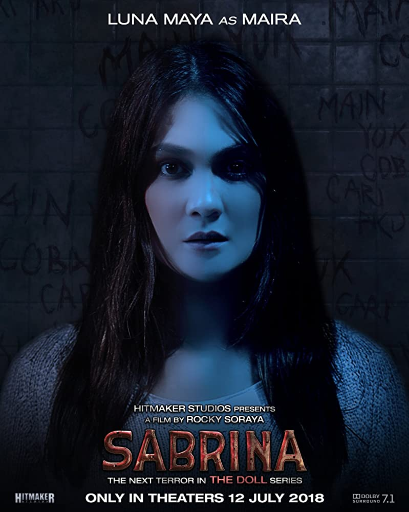 Luna Maya in Sabrina (2018)