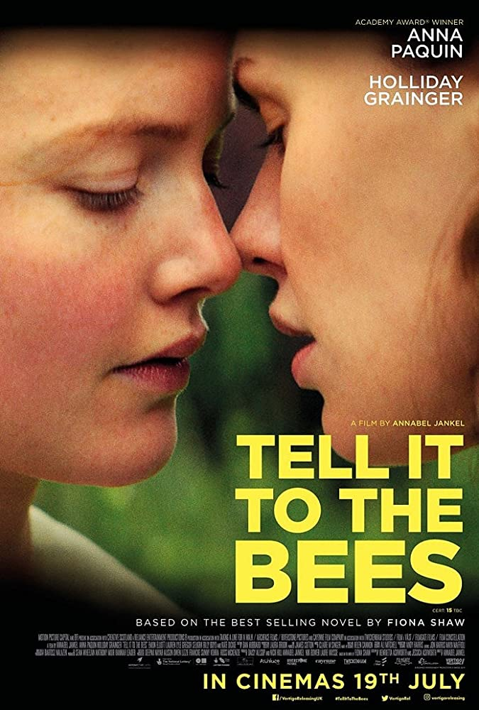 Poster film Tell It To The Bees (2018)