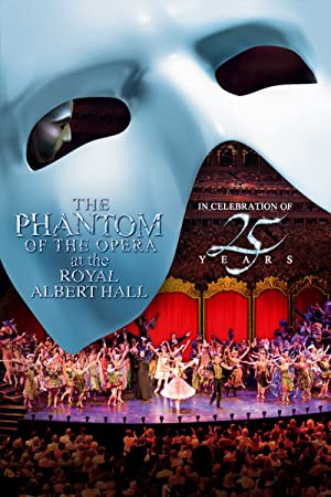 Where to stream The Phantom of the Opera at the Royal Albert Hall