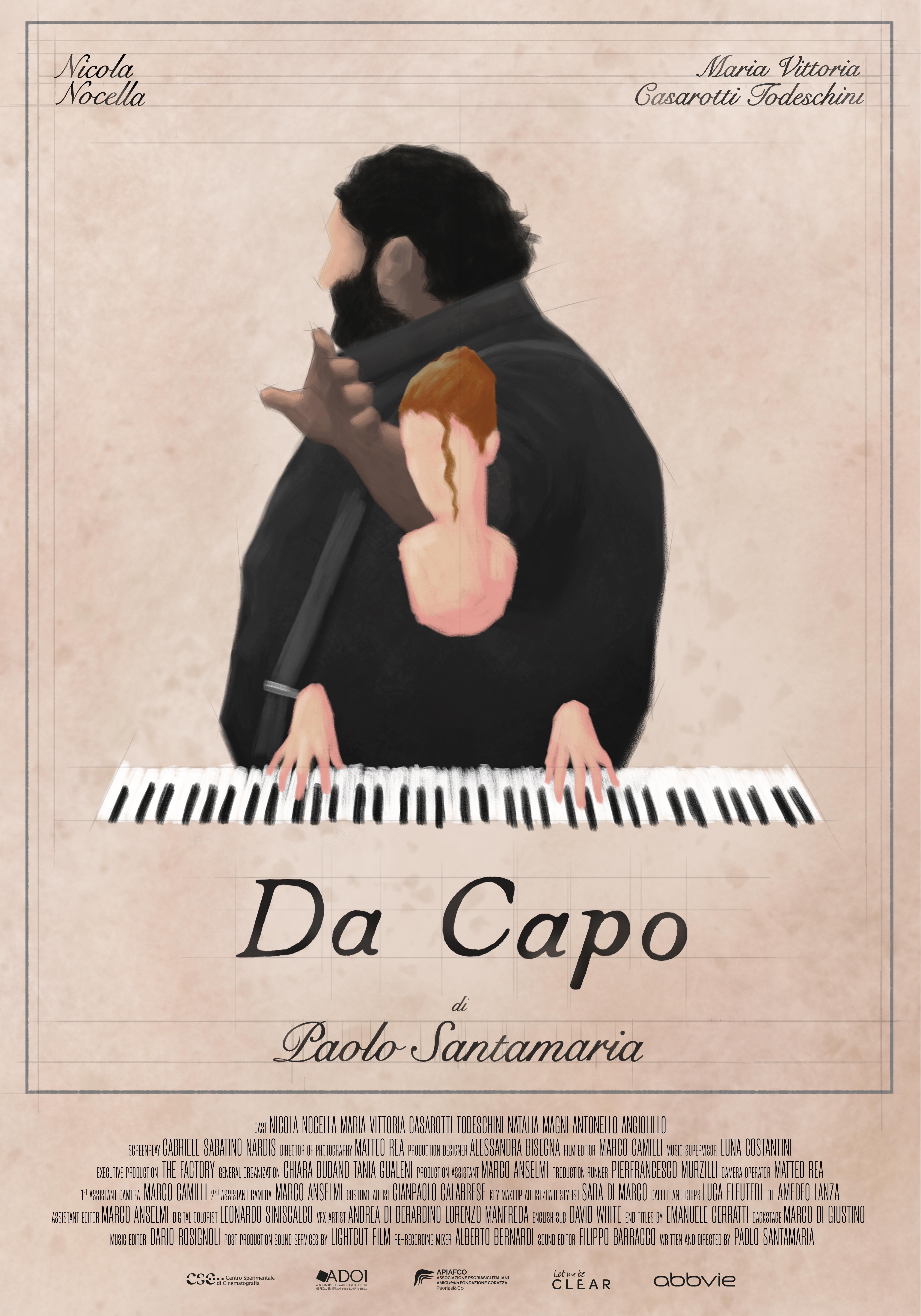 دانلود زیرنویس فارسی فیلم Da Capo