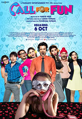 Call for Fun 2017 Full Hindi Movie Download 720p HDRip