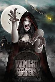 Midnight Movie Madness Poster