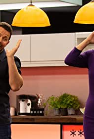 Emma Thompson and Lee Latchford-Evans in Years and Years (2019)