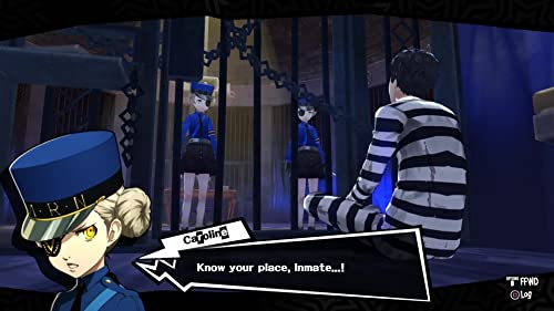 Persona 5: Confidants: Introducing Caroline & Justine