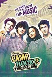 Camp Rock 2: The Final Jam Poster