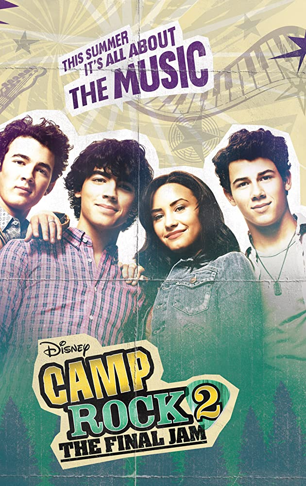 Free Download Camp Rock 2: The Final Jam Full Movie
