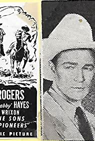 Roy Rogers and George 'Gabby' Hayes in Sons of the Pioneers (1942)
