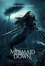 Mermaid Down Poster