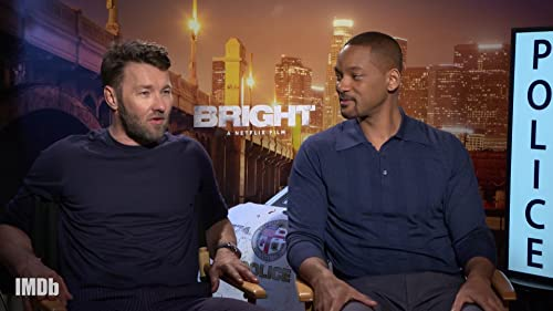 'Bright' Stars Will Smith and Joel Edgerton Aren't Your Mother's Buddy Cops
