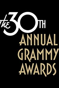 Primary photo for The 30th Annual Grammy Awards