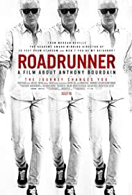 Anthony Bourdain in Roadrunner: A Film About Anthony Bourdain (2021)
