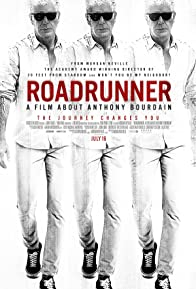 Primary photo for Roadrunner: A Film About Anthony Bourdain