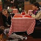 Candace Cameron Bure, Jodie Sweetin, Scott Weinger, and David Loren in Full House (1987)