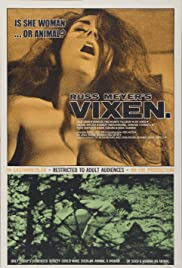 Vixen! (1968) Poster - Movie Forum, Cast, Reviews