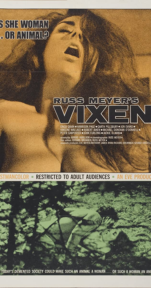Vixen! (1968) - IMDb