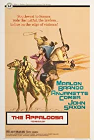 The Appaloosa (1966) Poster - Movie Forum, Cast, Reviews
