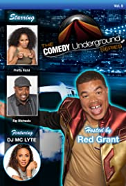 The Comedy Underground Series Volume 5 Poster