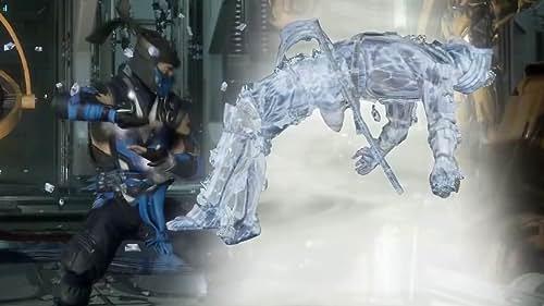 Mortal Kombat 11: Aftermath: Deep Freeze: Sub-Zero Character Breakdown