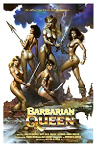 Movie watches Barbarian Queen [1080pixel]