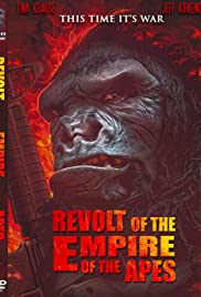 Revolt of the Empire of the Apes Poster