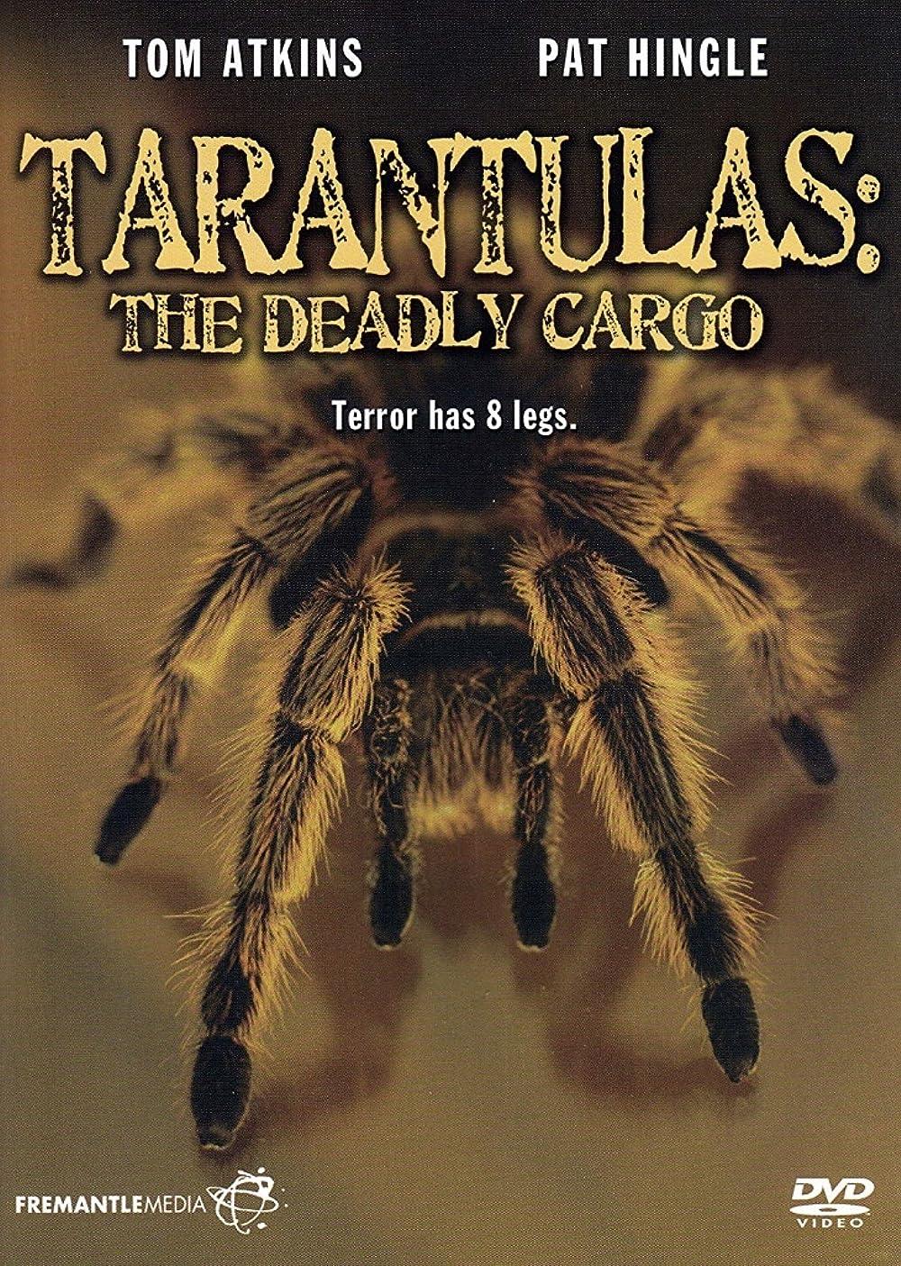 Tarantulas The Deadly Cargo Tv Movie 1977 Imdb
