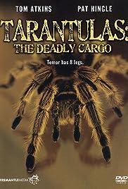 Tarantulas: The Deadly Cargo(1977) Poster - Movie Forum, Cast, Reviews