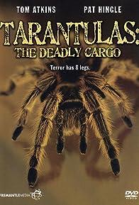 Primary photo for Tarantulas: The Deadly Cargo