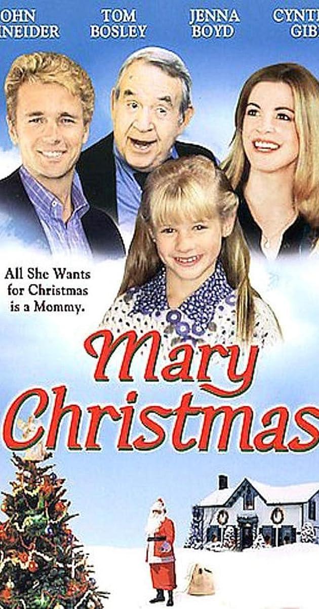 Mary Christmas (TV Movie 2002) - IMDb