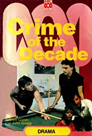 Crime of the Decade Poster
