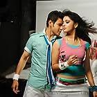 Mahesh Babu and Anushka Shetty in Khaleja (2010)