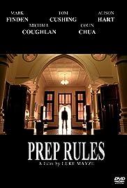 Prep Rules Poster